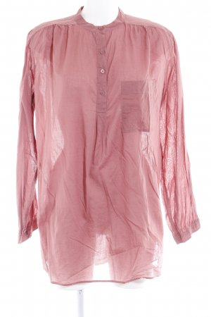Liebeskind Langarm-Bluse rostrot Casual-Look