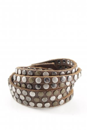 Liebeskind Leather Bracelet brown elegant