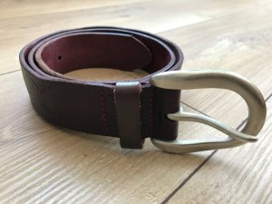 Liebeskind Berlin Leather Belt multicolored leather