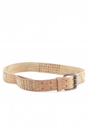Liebeskind Leather Belt natural white casual look