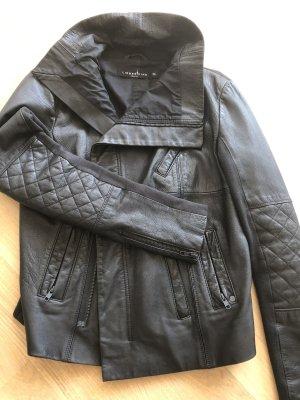 Liebeskind Lederjacke schwarz, Größe S/36