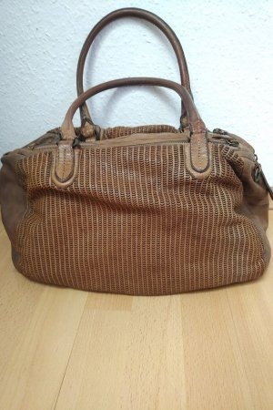 Liebeskind Berlin Handbag light brown leather