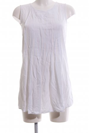 Liebeskind Lange blouse wit casual uitstraling