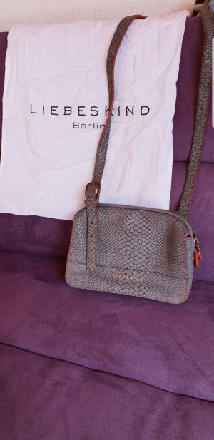 Liebeskind Crossbody bag light grey