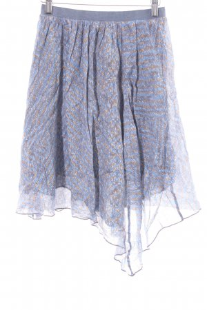 Liebeskind Midi Skirt color gradient romantic style