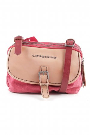 Liebeskind Mini Bag bright red-nude casual look