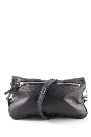 Liebeskind Mini sac noir style décontracté