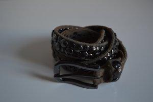 LIEBESKIND Nietengürtel Ledergürtel, 95 cm