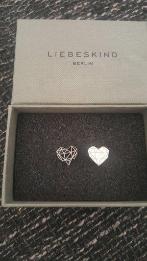 Liebeskind Berlin Orecchino a vite argento