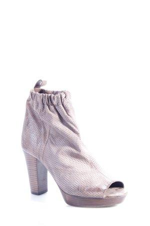 Liebeskind Peep Boots taupe