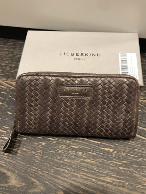 Liebeskind Wallet dark brown