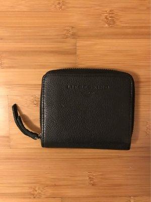 Liebeskind Wallet black leather