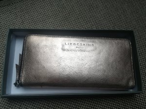 Liebeskind Wallet black-gold-colored