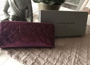 Liebeskind Wallet brown violet