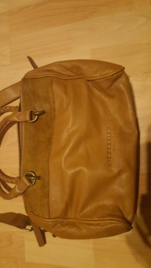 Liebeskind Carry Bag cognac-coloured leather
