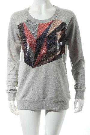 Liebeskind Pullover grau Casual-Look