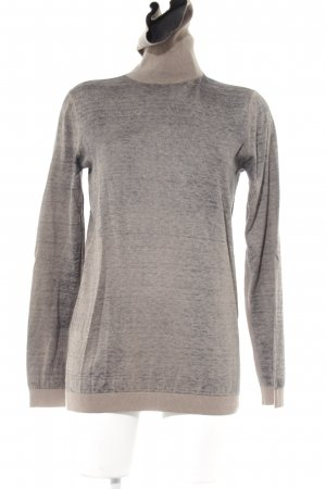 Liebeskind Turtleneck Sweater black-light brown casual look