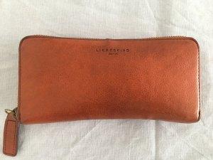 Liebeskind Berlin Wallet cognac-coloured-dark orange
