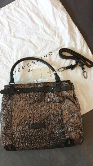 Liebeskind Handbag black-bronze-colored