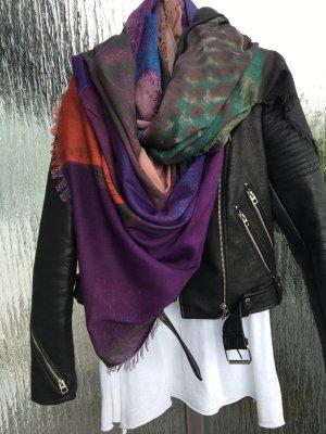 Liebeskind Schal bunt gemustert