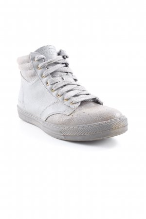 Liebeskind Lace-Up Sneaker silver-colored-grey casual look