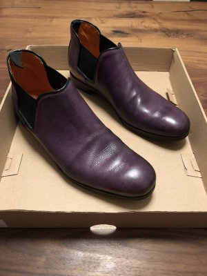 Liebeskind Slip-on Booties dark violet