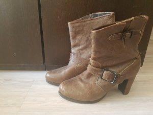 Liebeskind Botines marrón grisáceo