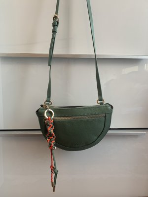 Liebeskind Berlin Crossbody bag lime-green leather