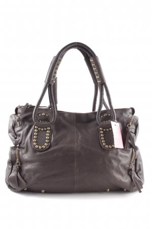 Liebeskind Shopper dark brown boyfriend style