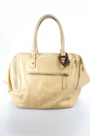 Liebeskind Shopper goldfarben-sandbraun Street-Fashion-Look