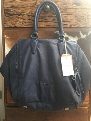 Liebeskind Berlin Shopper dark blue