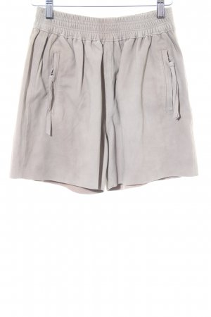 Liebeskind Shorts marrón grisáceo look casual