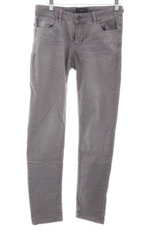 Liebeskind Skinny jeans lichtgrijs casual uitstraling