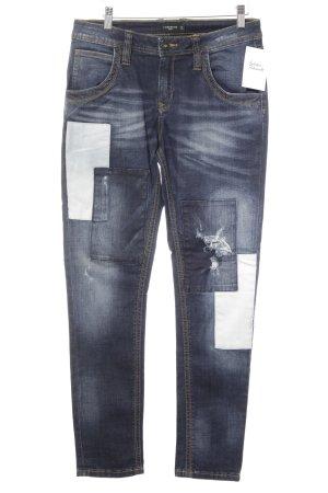 Liebeskind Slim Jeans dunkelblau Casual-Look