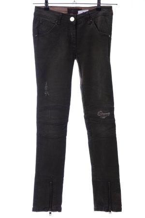 Liebeskind Slim jeans zwart casual uitstraling