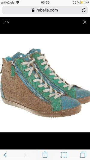 Liebeskind Sneaker stringata multicolore