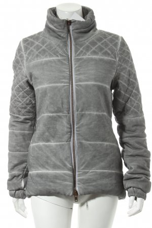 Liebeskind Quilted Jacket grey casual look