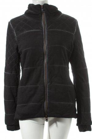 Liebeskind Steppjacke schwarz-anthrazit Casual-Look