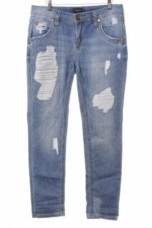 Liebeskind Straight Leg Jeans azure-light blue casual look