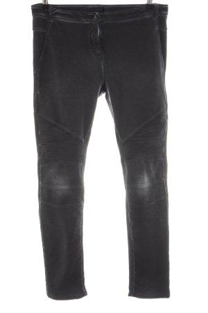 Liebeskind Pantalón elástico negro look casual