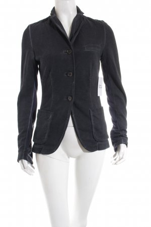 Liebeskind Sweatblazer dunkelgrau Used-Optik