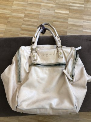 Liebeskind Carry Bag sand brown leather