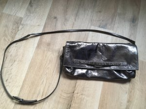 Liebeskind Crossbody bag anthracite-silver-colored