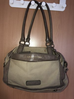Liebeskind Carry Bag grey brown