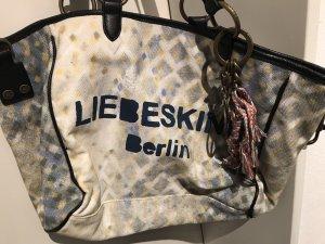 Liebeskind Berlin Shoulder Bag oatmeal-blue
