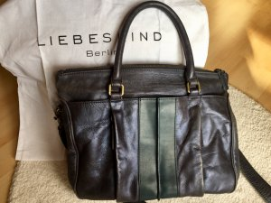 Liebeskind Handbag dark blue