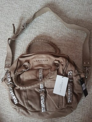 Liebeskind Tasche Claudia *Neu* stone aus Leder mit Nieten