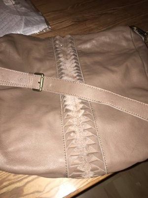 Liebeskind Berlin Pouch Bag camel leather