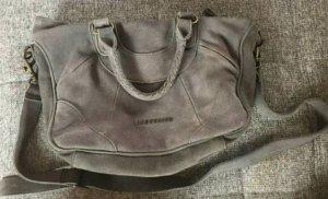 liebeskind Tasche Esther in grau aus Wildleder