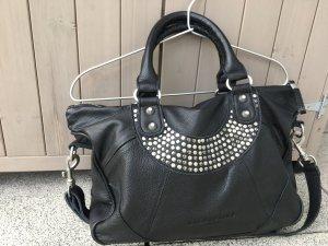 Liebeskind Tasche Esther mit Nieten schwarz